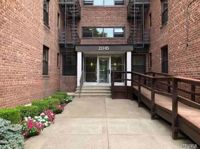 213-05 75th Ave 3N, Bayside, NY 11364 (MLS #3164930) :: Shares of New York