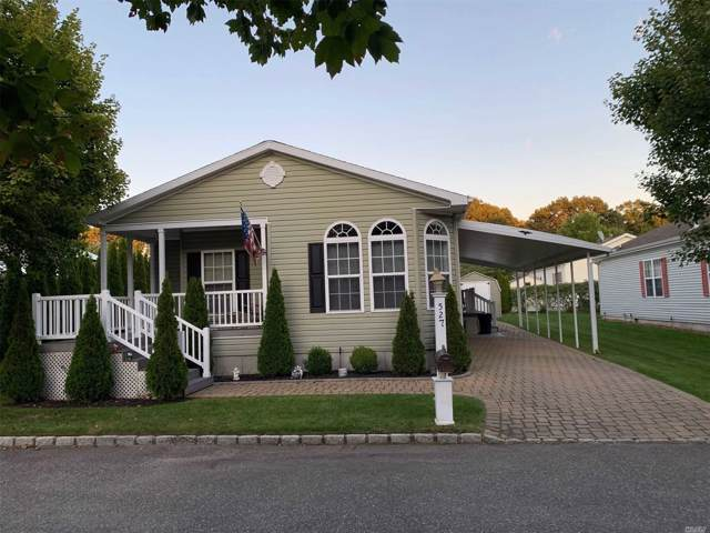 1661-527 Old Country Rd, Riverhead, NY 11901 (MLS #3165291) :: Netter Real Estate