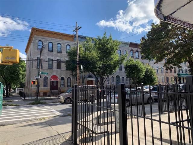 106 St Nicholas Ave, Brooklyn, NY 11237 (MLS #3165303) :: Signature Premier Properties