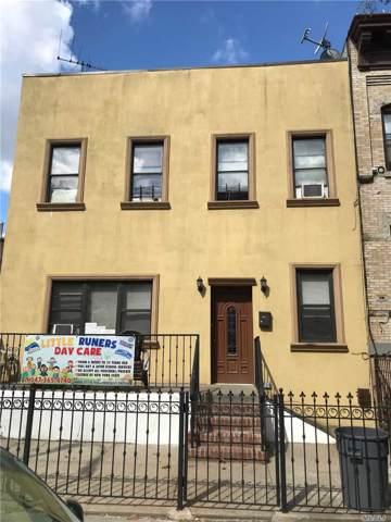11 Aberdeen St, Brooklyn, NY 11207 (MLS #3165854) :: Signature Premier Properties