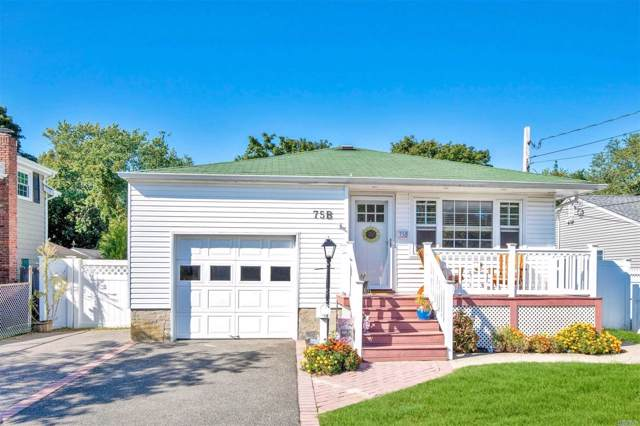 75B E Madison St, East Islip, NY 11730 (MLS #3165863) :: Netter Real Estate