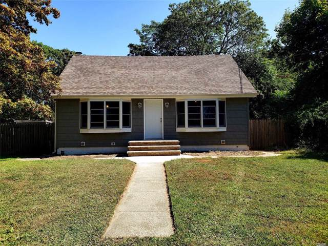 252 Forrest Ave, Shirley, NY 11967 (MLS #3165916) :: Netter Real Estate