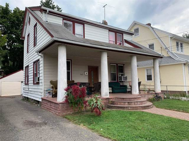 243 Washington St, Hempstead, NY 11550 (MLS #3166165) :: Shares of New York