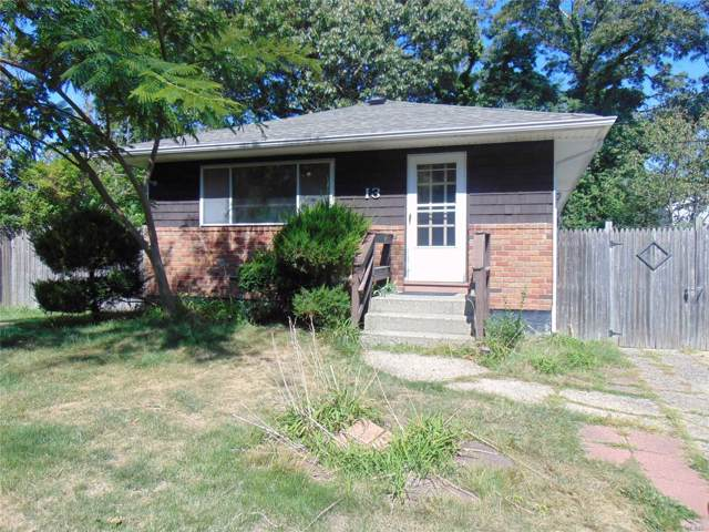 13 Wellwood Dr, Shirley, NY 11967 (MLS #3166630) :: Netter Real Estate