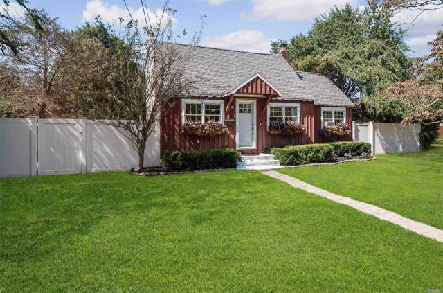 4 N William St, E. Patchogue, NY 11772 (MLS #3166660) :: Netter Real Estate