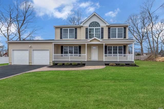 LOT #3 Mooney Pond, Coram, NY 11727 (MLS #3166663) :: Netter Real Estate