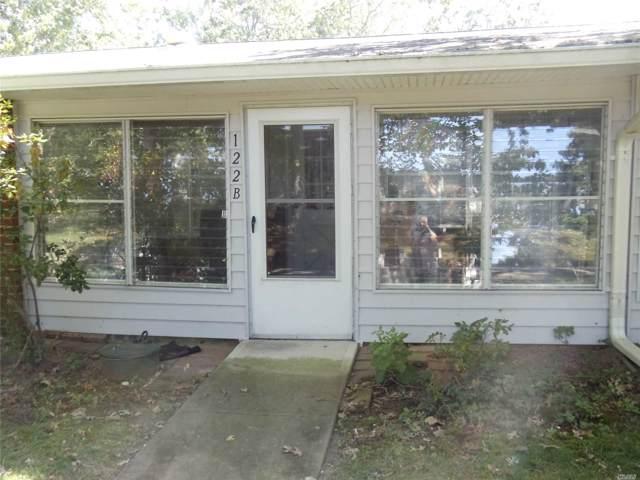 122B Exmore Ct, Ridge, NY 11961 (MLS #3166669) :: Netter Real Estate