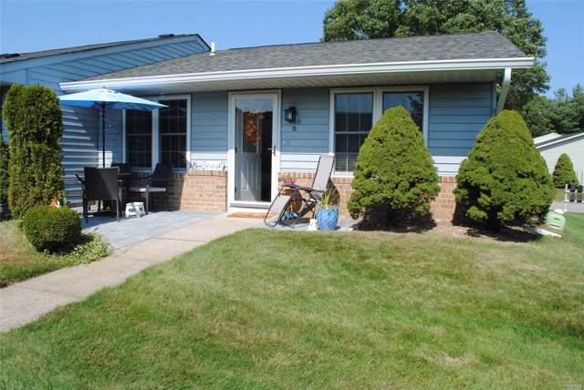 450B Arlington Dr 55+, Ridge, NY 11961 (MLS #3166884) :: Netter Real Estate