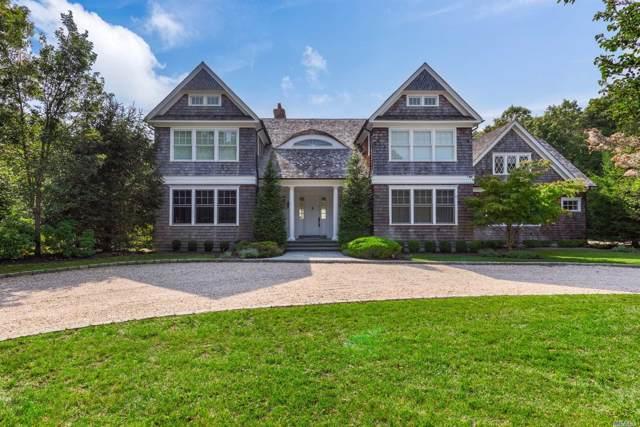 1465 Noyac Path, Sag Harbor, NY 11963 (MLS #3167945) :: Signature Premier Properties