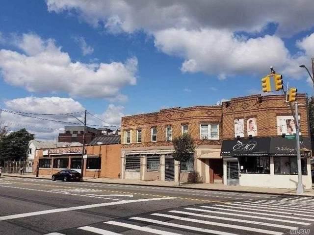 109-09 Rockaway Blvd, S. Ozone Park, NY 11420 (MLS #3168153) :: Shares of New York