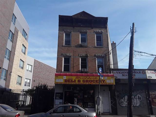 688 Jamaica Ave, Brooklyn, NY 11208 (MLS #3169882) :: Keller Williams Points North