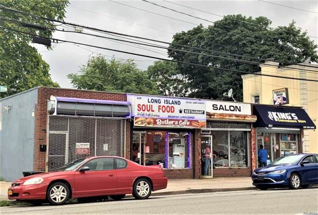 427-429 S Franklin St, Hempstead, NY 11550 (MLS #3171783) :: Keller Williams Points North