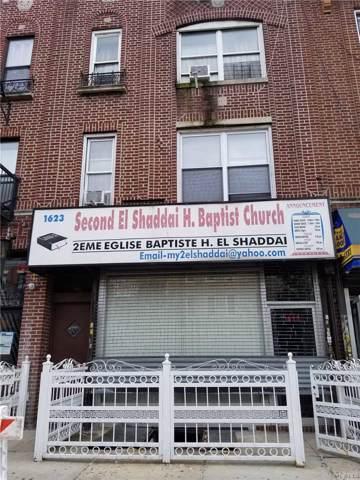 1623 Nostrand Ave, Brooklyn, NY 11226 (MLS #3171988) :: RE/MAX Edge