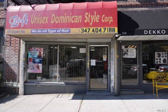 330 Rogers Ave, Crown Heights, NY 11225 (MLS #3172242) :: RE/MAX Edge