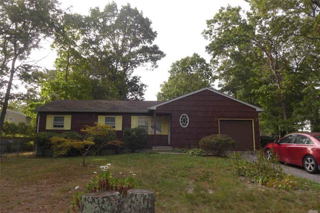 34 Patchogue Ave, Mastic, NY 11950 (MLS #3173258) :: Signature Premier Properties