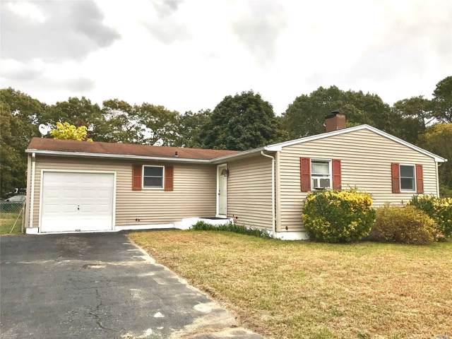 215 Madison St, Mastic, NY 11950 (MLS #3173661) :: Signature Premier Properties