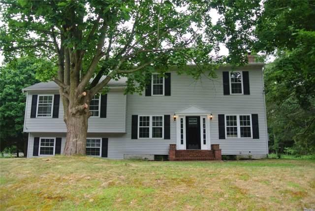 108 Barnes Rd, Manorville, NY 11949 (MLS #3173738) :: Signature Premier Properties