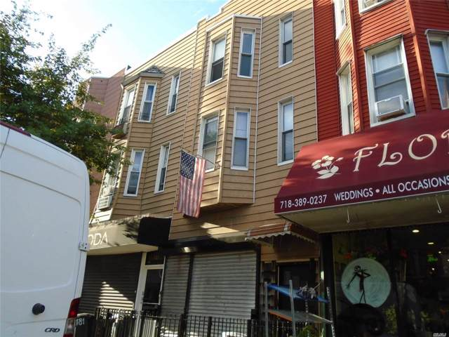 181A Norman Ave, Brooklyn, NY 11222 (MLS #3174095) :: Shares of New York