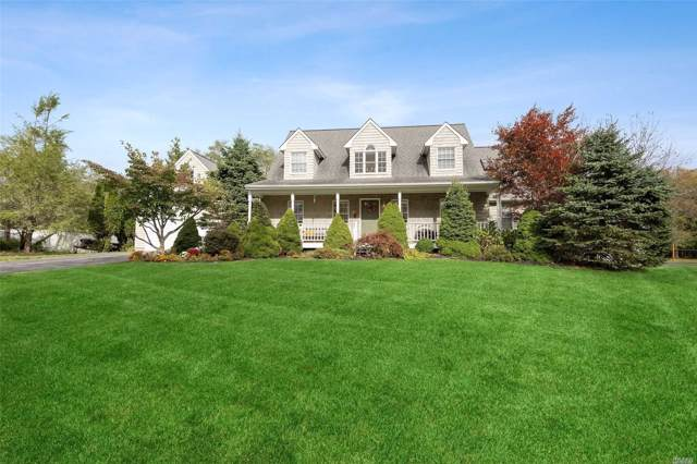 104 Gregory Way, Baiting Hollow, NY 11933 (MLS #3174138) :: Signature Premier Properties