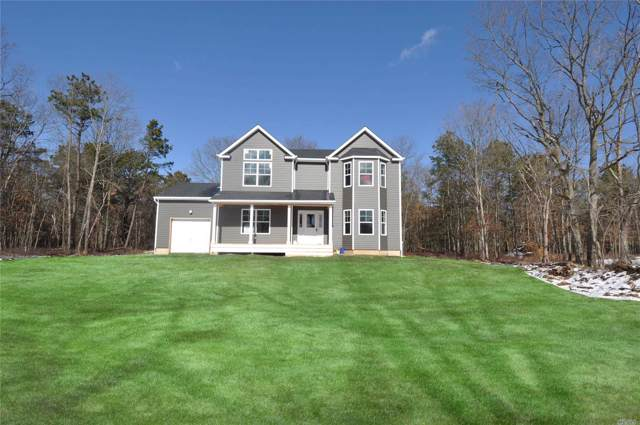 adj 108 Newell Rd, East Moriches, NY 11940 (MLS #3174344) :: Signature Premier Properties