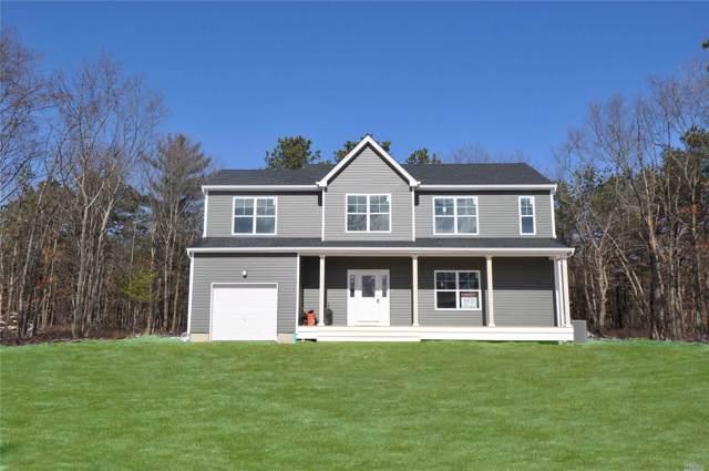 1503 Fire Ave, Medford, NY 11763 (MLS #3174375) :: Signature Premier Properties