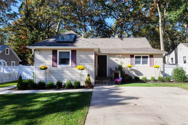 20 Lookout Dr, Sound Beach, NY 11789 (MLS #3175739) :: Keller Williams Points North