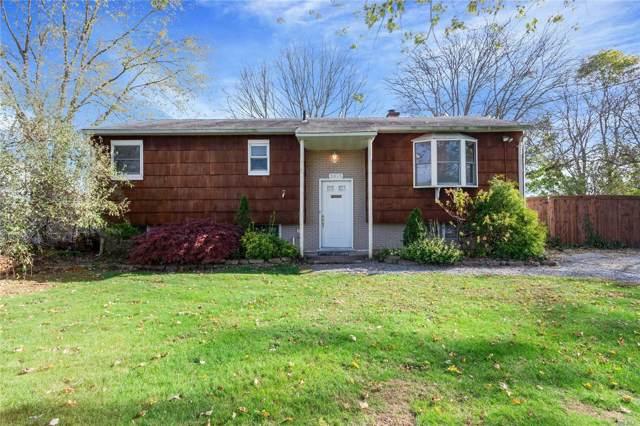 3015 Sipp Ave, Medford, NY 11763 (MLS #3179634) :: Signature Premier Properties