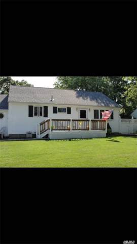 25 Sunset Dr, Centereach, NY 11720 (MLS #3179709) :: RE/MAX Edge