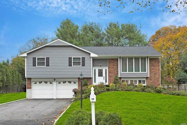 34 Rancher Pl, Huntington, NY 11743 (MLS #3180258) :: Signature Premier Properties