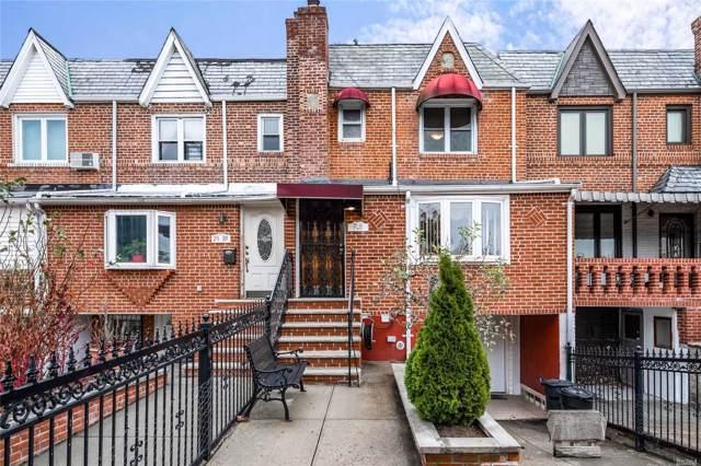 25-41 86th St, E. Elmhurst, NY 11369 (MLS #3180470) :: HergGroup New York