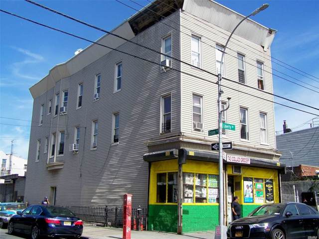 743 Liberty Ave, Brooklyn, NY 11208 (MLS #3180565) :: Keller Williams Points North