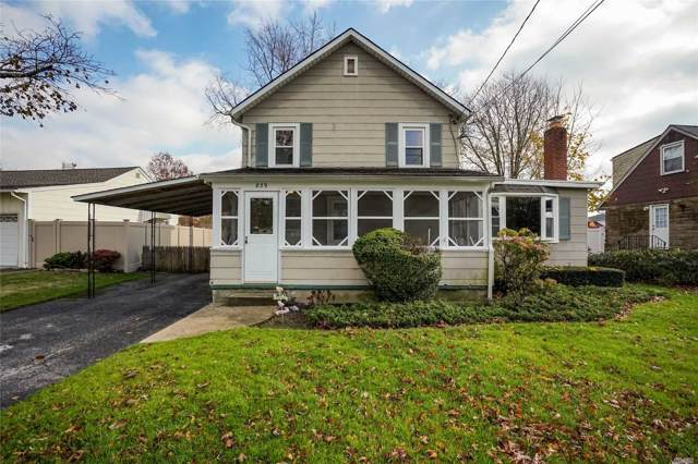 839 Bellmore Rd, N. Bellmore, NY 11710 (MLS #3181755) :: RE/MAX Edge