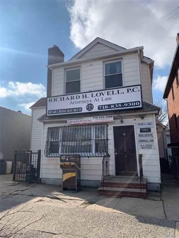107-49 93rd St, Ozone Park, NY 11417 (MLS #3182165) :: Signature Premier Properties
