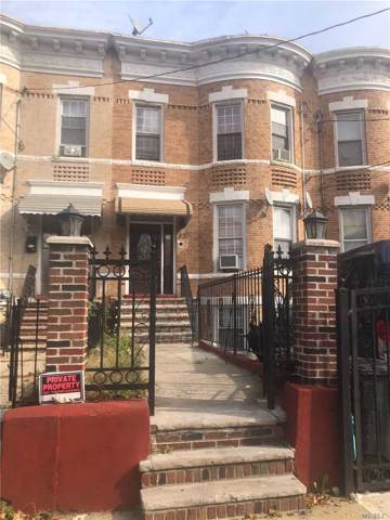 321 E 52nd St, Brooklyn, NY 11203 (MLS #3184337) :: Keller Williams Points North