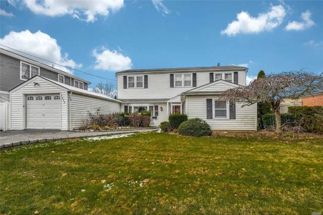 1426 Olcott St, Wantagh, NY 11793 (MLS #3184922) :: Signature Premier Properties