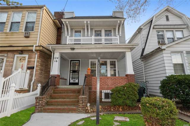 124-16 85 Ave, Kew Gardens, NY 11415 (MLS #3185191) :: Signature Premier Properties