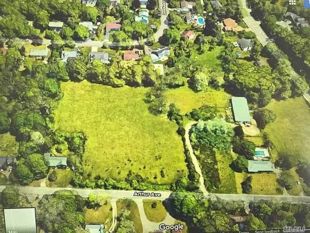 0 Arthur Ave, Brookhaven, NY 11719 (MLS #3185274) :: Signature Premier Properties