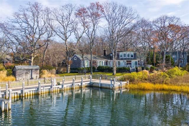 57 Lake Drive, Southampton, NY 11968 (MLS #3185745) :: Signature Premier Properties