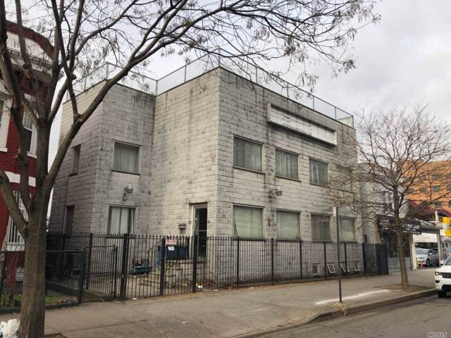 88-10 162nd St, Jamaica, NY 11432 (MLS #3186320) :: Shares of New York
