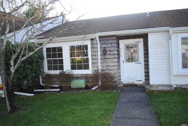 426B Aylesbury Ct 55+, Ridge, NY 11961 (MLS #3186335) :: Signature Premier Properties