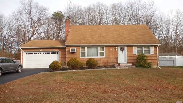 293 Tyler Ave, Miller Place, NY 11764 (MLS #3190614) :: Keller Williams Points North