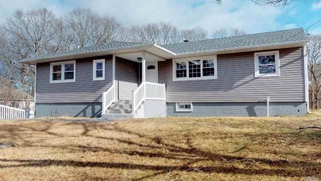 79 Gray Ave, Medford, NY 11763 (MLS #3191212) :: Signature Premier Properties