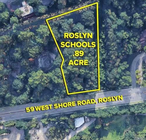 59 W Shore Rd, Roslyn, NY 11576 (MLS #3192520) :: Kevin Kalyan Realty, Inc.