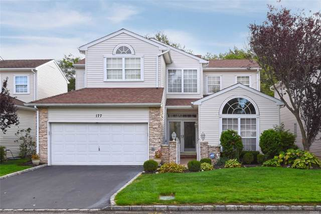 177 Windwatch Dr, Hauppauge, NY 11788 (MLS #3192720) :: Keller Williams Points North