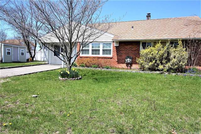 160 6th St, Hicksville, NY 11801 (MLS #3192735) :: Signature Premier Properties