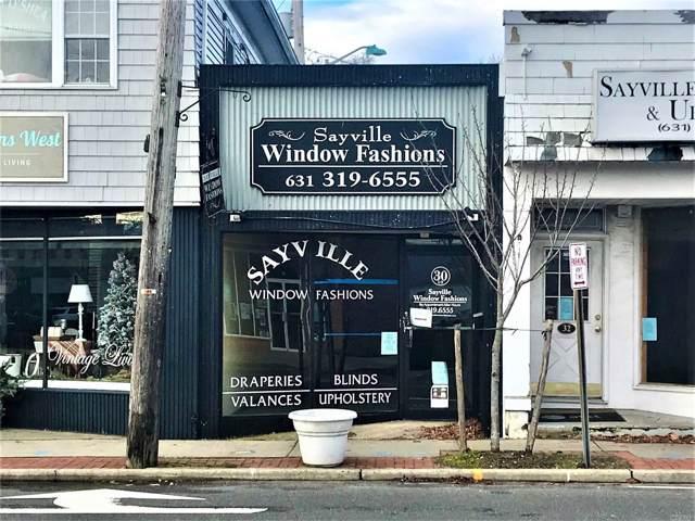 30 Railroad Ave, Sayville, NY 11782 (MLS #3193039) :: Shares of New York