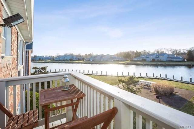 128 Fairharbor #128, Patchogue, NY 11772 (MLS #3193269) :: Signature Premier Properties