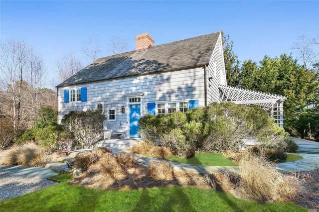5 Surf Dr, Amagansett, NY 11930 (MLS #3193506) :: Signature Premier Properties