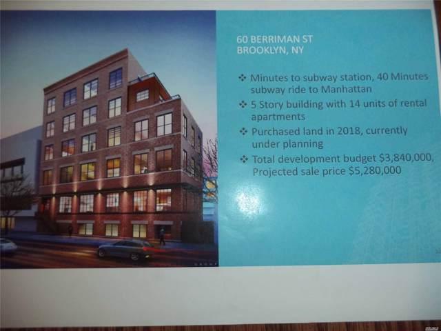 60 Berriman St, Brooklyn, NY 11208 (MLS #3193763) :: Keller Williams Points North