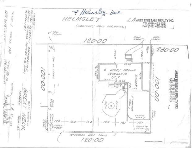 7 Hemsley Ln, Great Neck, NY 11023 (MLS #3194897) :: Keller Williams Points North